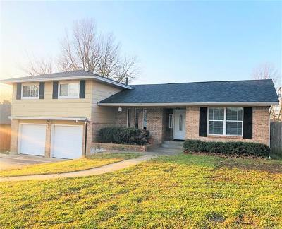 Single Family Home For Sale: 2205 E Foster Drive