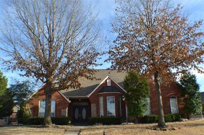 Broken Arrow Single Family Home For Sale: 4105 N Battle Creek Drive