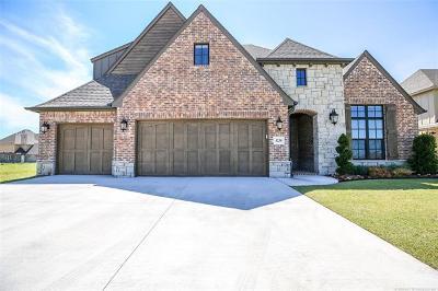 Tulsa Single Family Home For Sale: 4234 S 167th Avenue E