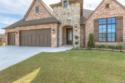Tulsa Single Family Home For Sale: 4210 S 167th Avenue E