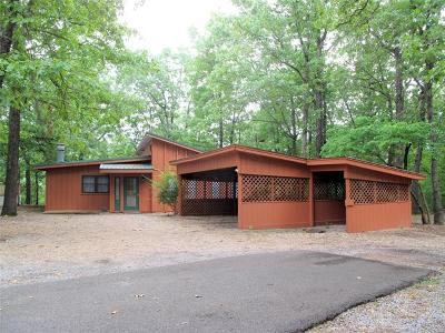 Cookson OK Single Family Home For Sale: $197,999
