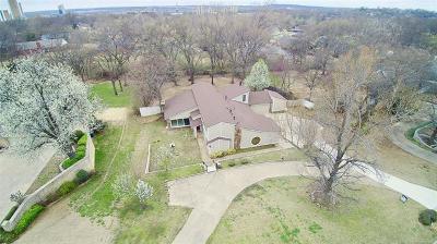 Tulsa Single Family Home For Sale: 7732 S Harvard Place