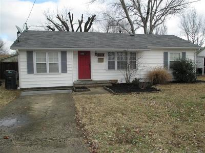 Claremore Single Family Home For Sale: 1206 N Sioux Avenue