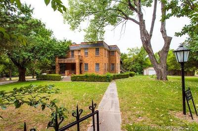 Single Family Home For Sale: 1709 S Broadway Boulevard