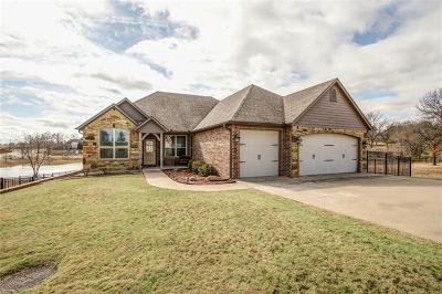 Tahlequah Single Family Home For Sale: 795 W Northlake Drive