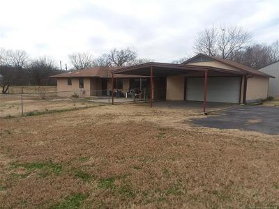 Single Family Home For Sale: 2809 Ahloso Road