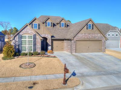 Jenks Single Family Home For Sale: 2575 W 111th Place S