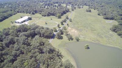 Tulsa County, Creek County, Osage County, Rogers County, Okmulgee County, Wagoner County Single Family Home For Sale: 7201 W Edison Street