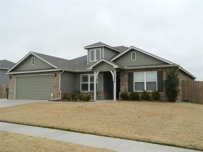Owasso Single Family Home For Sale: 12008 E 110th Place North