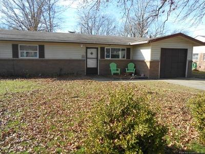 Wagoner Single Family Home For Sale: 1004 S Garfield Avenue