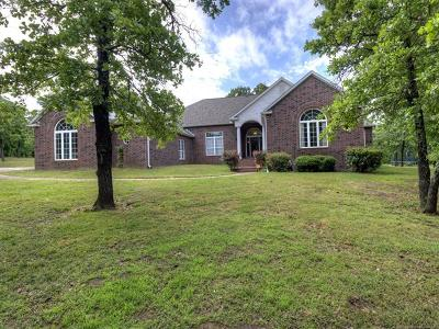 Skiatook Single Family Home For Sale: 14433 Timberline Drive