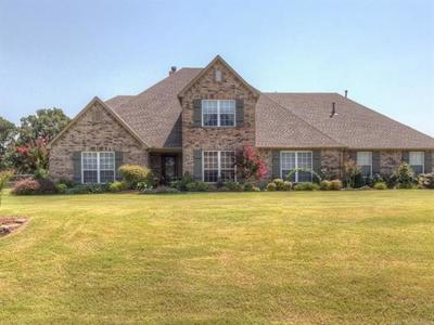 Claremore Single Family Home For Sale: 15456 Brookview Court