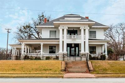 Sapulpa Single Family Home For Sale: 320 S Main Street