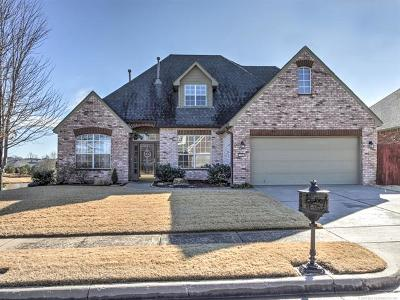 Jenks Single Family Home For Sale: 108 W 125th Court