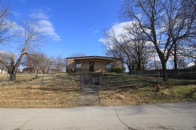 Sapulpa OK Single Family Home For Sale: $79,900