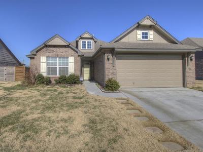 Owasso Single Family Home For Sale: 12013 E 109th Place North