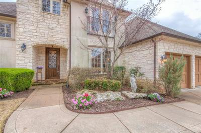 Tulsa Single Family Home For Sale: 10615 S 90th East Court