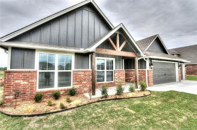 Collinsville Single Family Home For Sale: 13812 N 132nd East Avenue