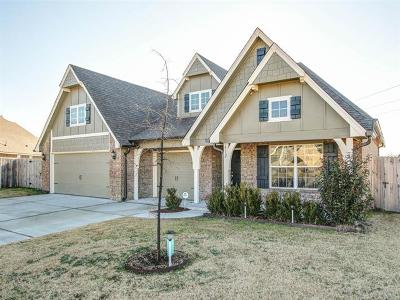 Jenks Single Family Home For Sale: 2572 W 112th Street S