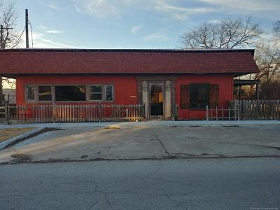 Okmulgee Single Family Home For Sale: 600 N Okmulgee Avenue
