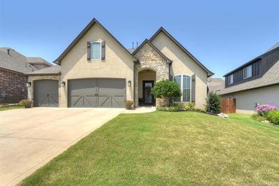 Tulsa Single Family Home For Sale: 4810 S 165th East Avenue
