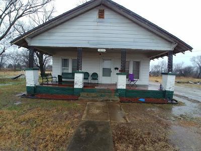 Okmulgee Single Family Home For Sale: 12110 W Gun Club Road