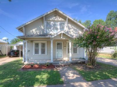 Bristow Single Family Home For Sale: 612 S Main Street