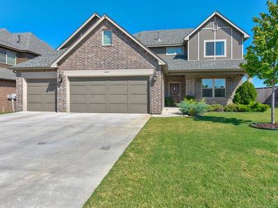 Broken Arrow Single Family Home For Sale: 3416 W Jackson Street