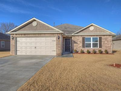 Owasso Single Family Home For Sale: 10716 N 100th East Avenue