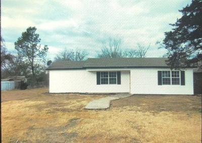 Okmulgee Single Family Home For Sale: 1024 N Osage Avenue