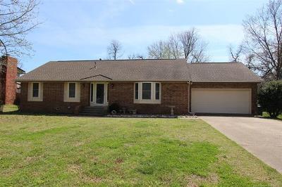 Bixby Single Family Home For Sale: 8510 E 123rd Street S