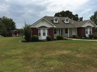 Ada Single Family Home For Sale: 13305 County Road 1570