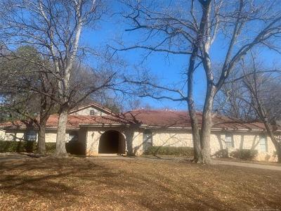 Osage County, Rogers County, Tulsa County, Wagoner County Single Family Home For Sale: 7117 S Columbia Avenue