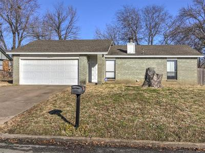 Coweta Single Family Home For Sale: 28649 E 140th Street S