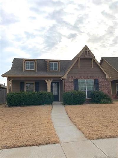Jenks Single Family Home For Sale: 4012 W 104th Place S