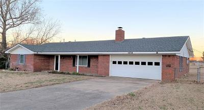 Single Family Home For Sale: 14318 County Road 3502