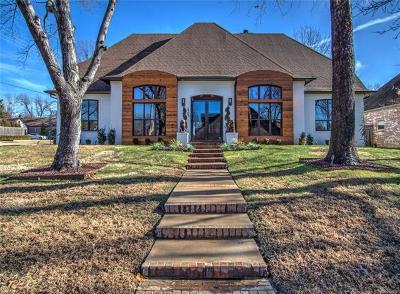 Tulsa Single Family Home For Sale: 2503 S Birmingham Avenue