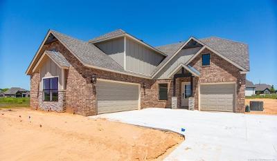 Broken Arrow Single Family Home For Sale: 2918 W Van Buren Court