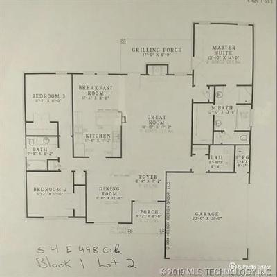 Pryor Single Family Home For Sale: 344 E 498 Circle