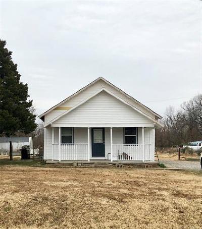 Coweta Single Family Home For Sale: 26182 E 141st Street S