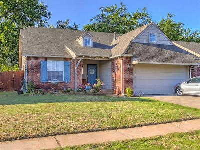 Coweta Single Family Home For Sale: 27016 E 122nd Place
