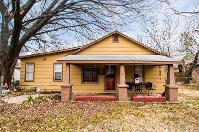 Sapulpa Single Family Home For Sale: 909 N Hodge Street