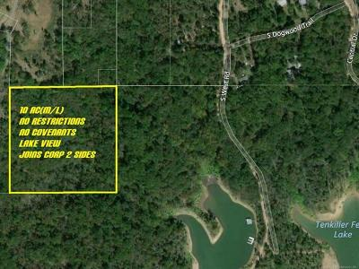 Park Hill OK Residential Lots & Land For Sale: $425,000