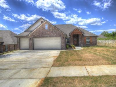 Owasso Single Family Home For Sale: 8434 N 77th Avenue