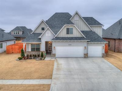 Jenks Single Family Home For Sale: 13008 S 2nd Place