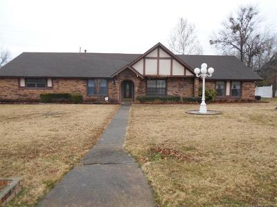 Wagoner Single Family Home For Sale: 1506 SE 8th Street