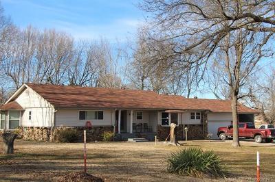 Stigler Single Family Home For Sale: 1007 N Broadway Street