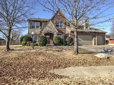 Owasso Single Family Home For Sale: 9406 N 103rd East Place