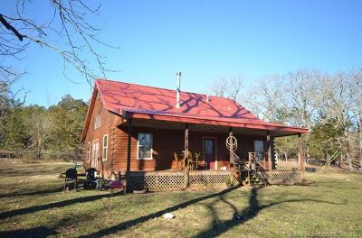 Park Hill Single Family Home For Sale: 26689 S Hwy 82
