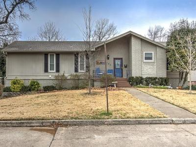 Sapulpa Single Family Home For Sale: 1102 Colleen Drive